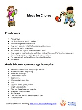 picture regarding Children's Routine Charts Free Printable known as Totally free Printable Charts for Young children and Mothers and fathers - A must have Parenting