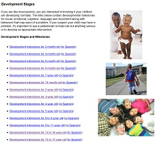 Children's Developmental Stages