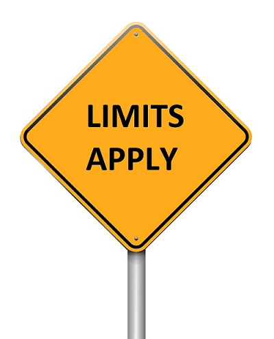 limits apply sign